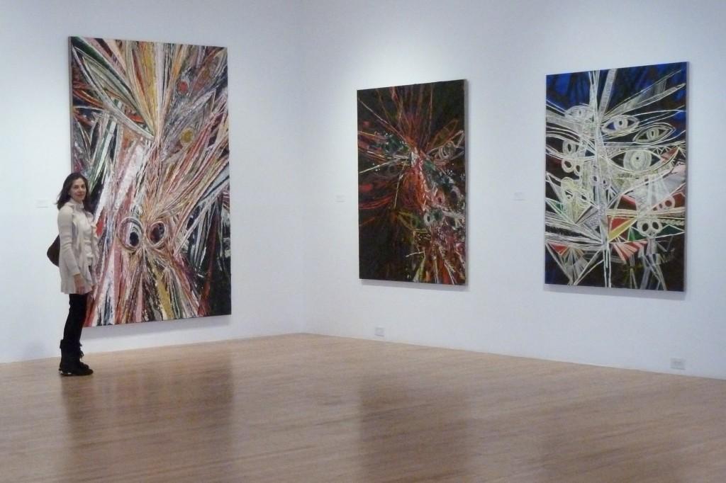 Aspen Art Museum, Mark Grotjahn