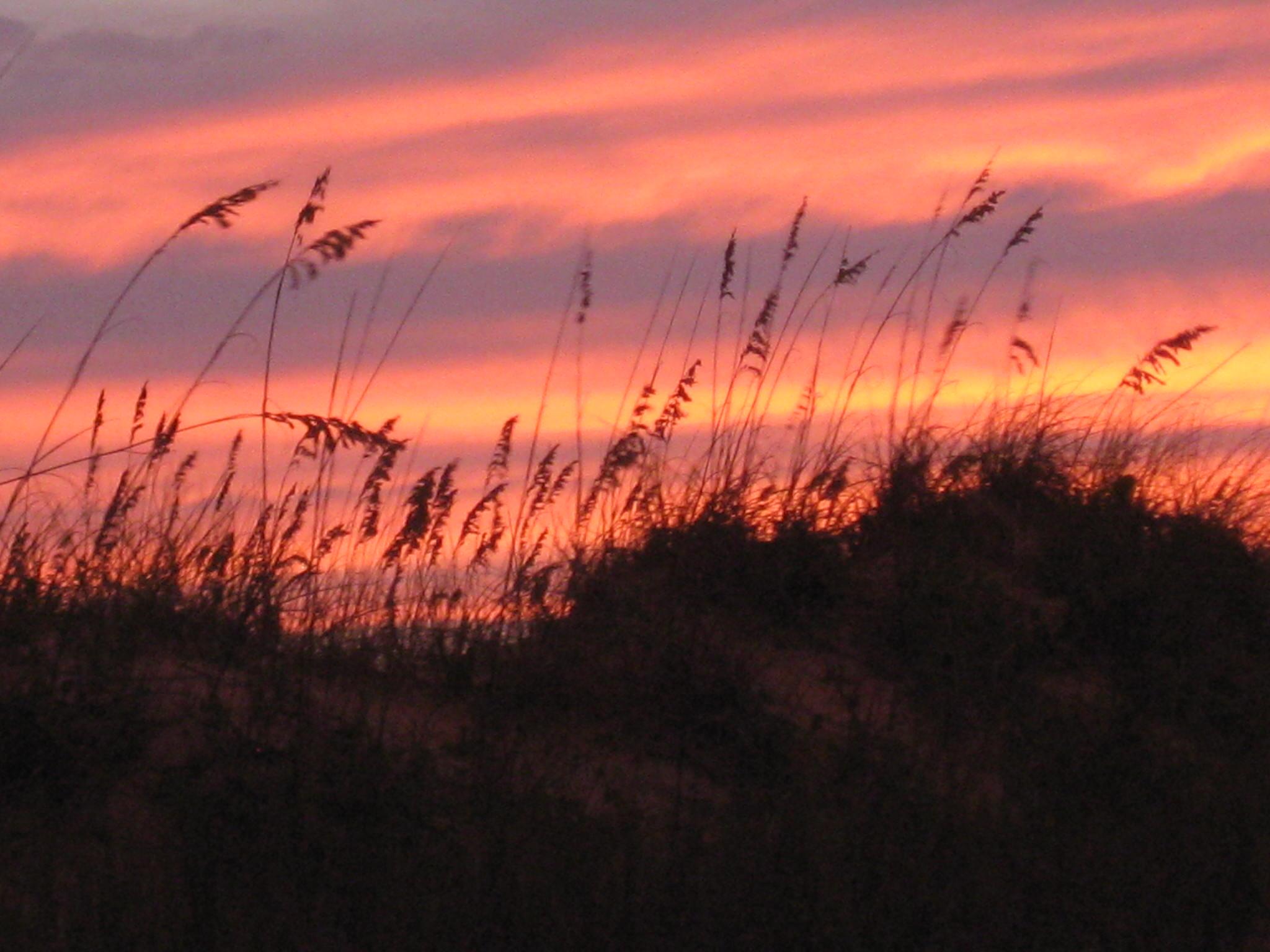 Fiery Sunset photo credit Gabriel