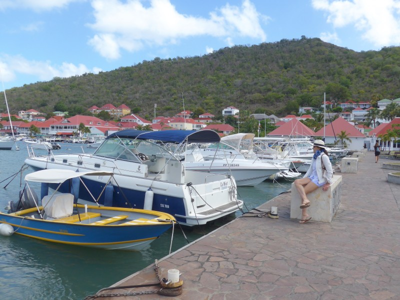 Gustavia Harbour