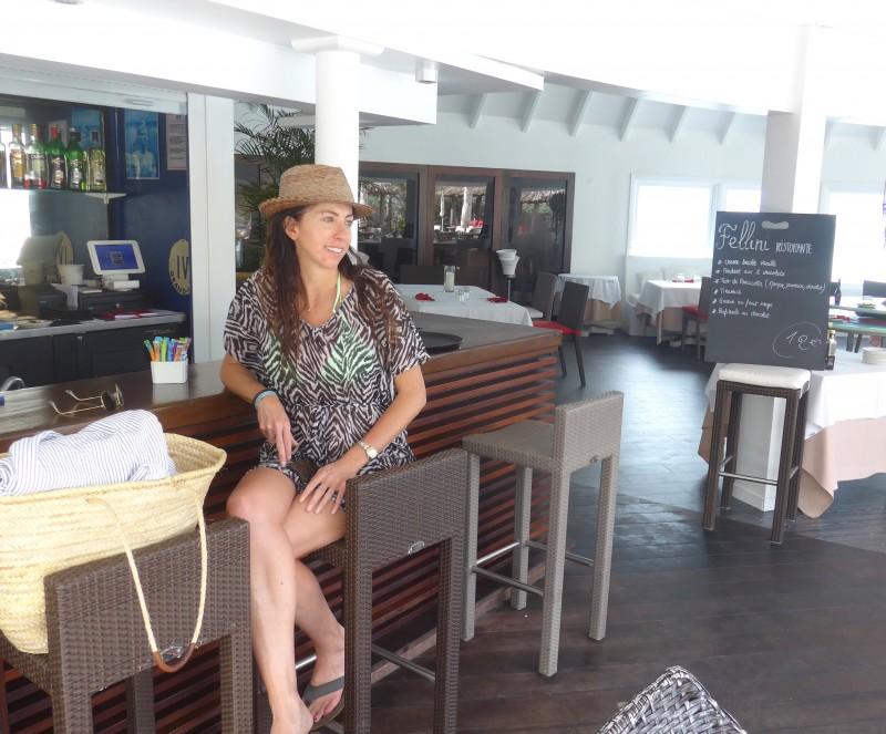 Fellini Restaurant at Anse des Cayes